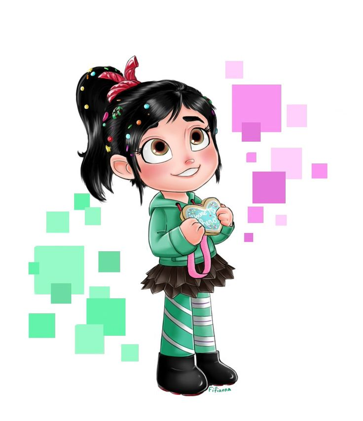 ralph and vanellope relationship help