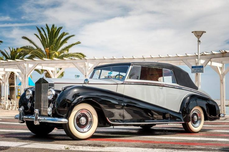 1956 Rolls-Royce Silver Wraith cabriolet Park Ward