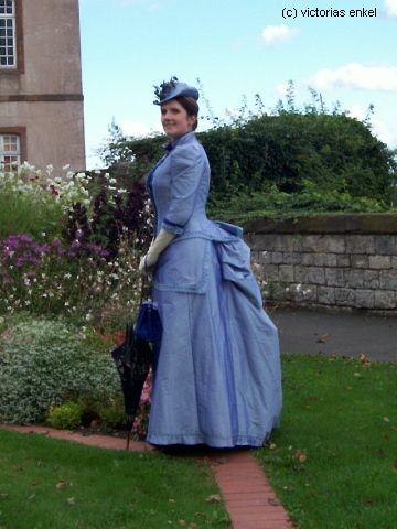spaete tournuere tageskleider viktorianische outfits tageskleider