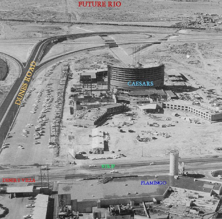 old reno casino map