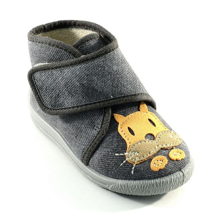 0588A BELLAMY OSMAN GRIS La Bande à Lazare Grenoble, spécialiste de la chaussure enfant et femme collection printemps été 2014 www.labandealazare.com