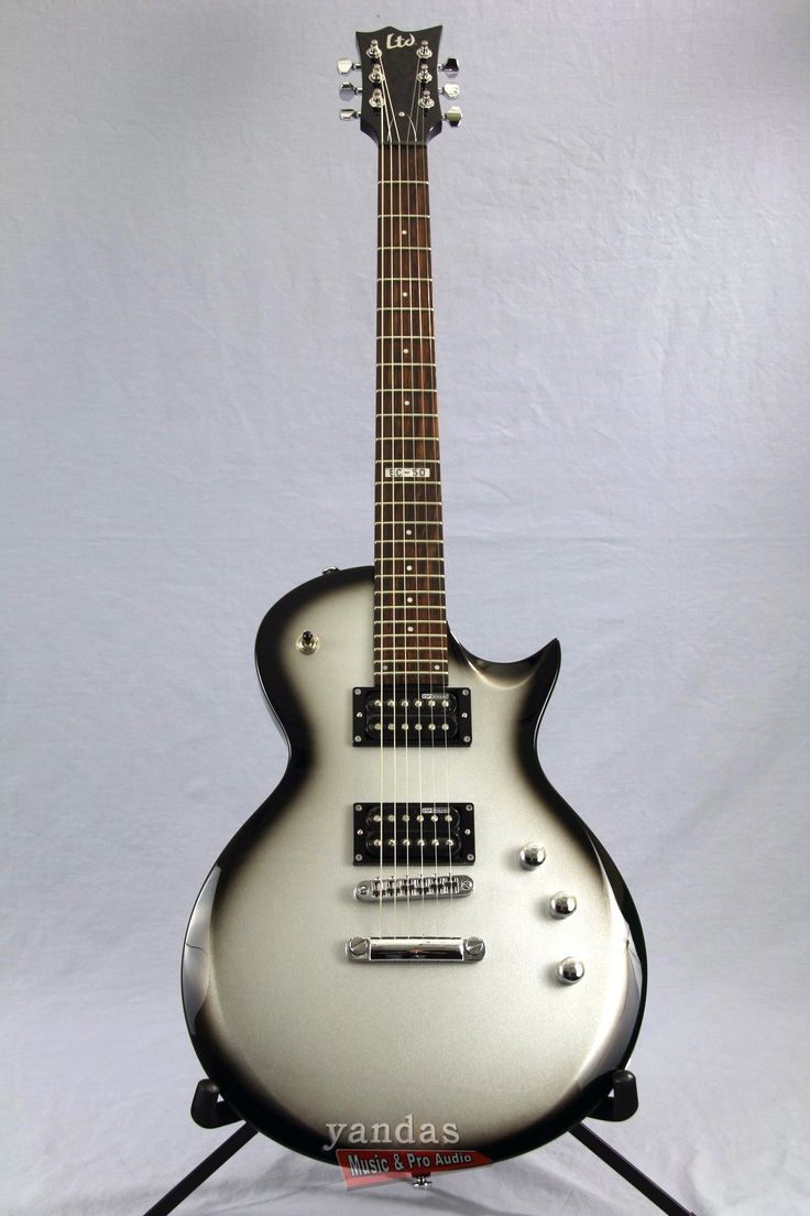 small resolution of clearance ltd ec 50 series electric guitar