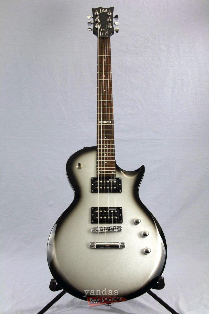 medium resolution of clearance ltd ec 50 series electric guitar