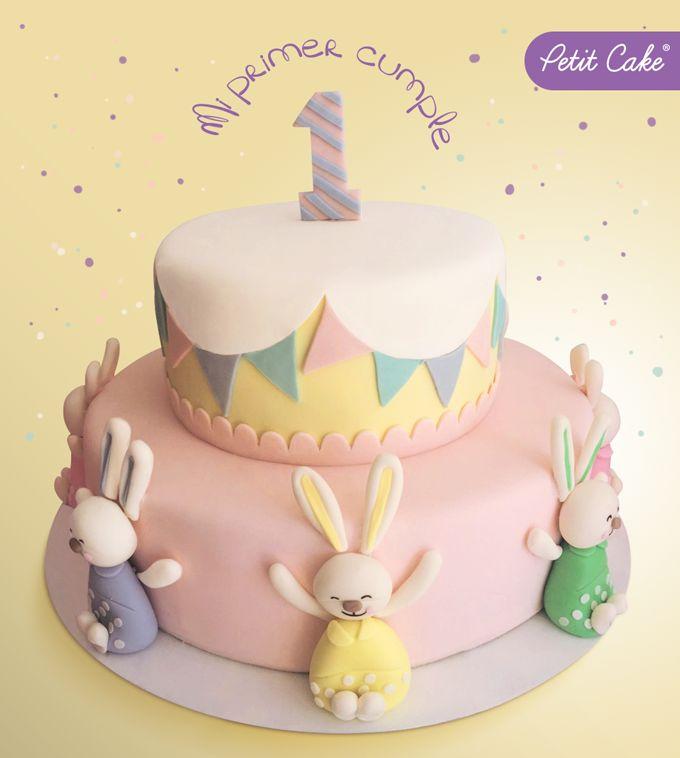 firts birthday cake