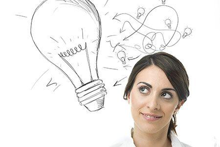 Idee in pochi minuti - Immaginazione creativa