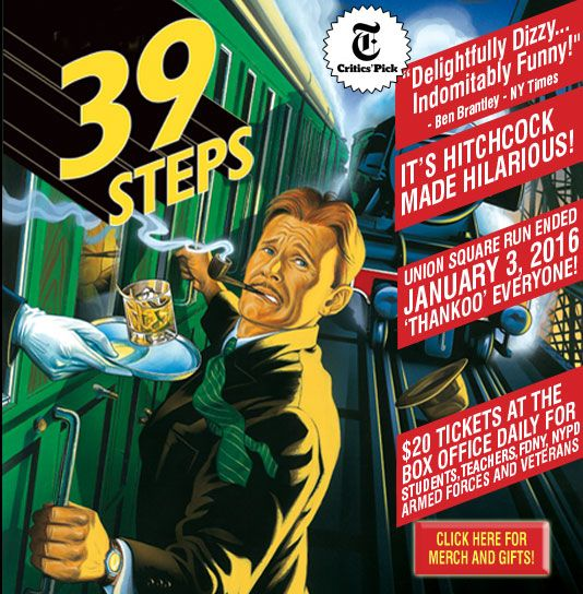 The 39 Steps. All Rights Reserved.