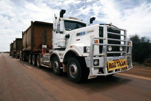 Kenworth C510 road-train (AUS) | AUS Australian Road ...