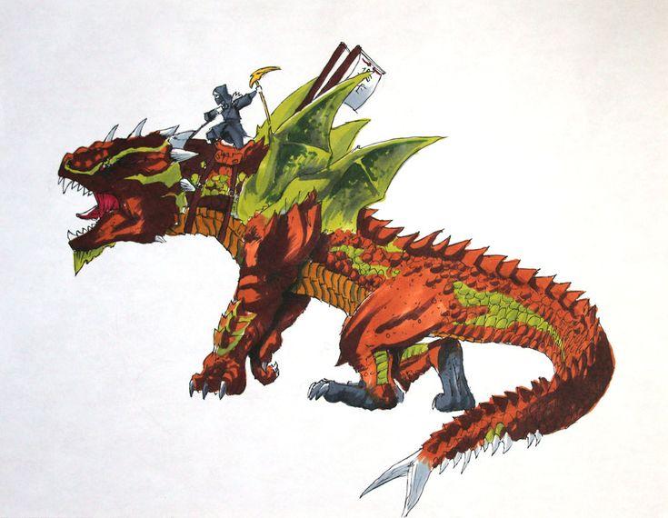 Rocky!:D | Earth Dragon- Ninjago by joshuad17.deviantart.com on @deviantART