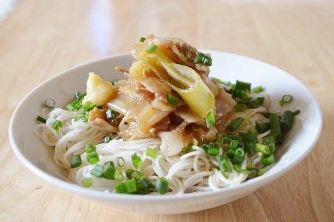 夏バテにはこれ!簡単「豚肉そうめん」 | スイーツ男子の簡単料理レシピ