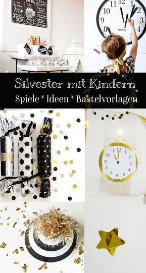 Best 25+ Silvester dekoration selber machen ideas on Pinterest - silvester deko selber machen