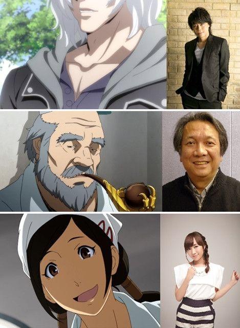 """Daisuke Namikawa Guests Joins """"Garo - Vanishing Line"""" Anime Cast"""
