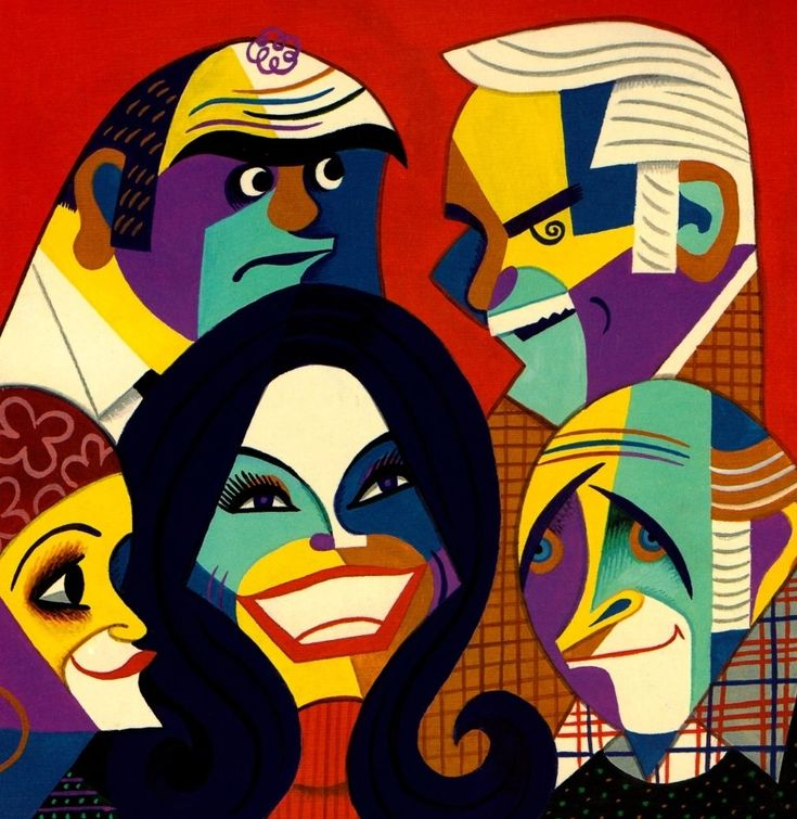 """David Cowles ~ Mary Tyler Moore, Valerie Harper, Ed Asner, Ted Knight, and Gavin MacLeod in """"The Mary Tyler Moore Show"""""""