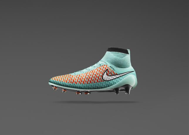 NIKE, Inc. - Nike Launches Striking New Colors For Its Boot Collection