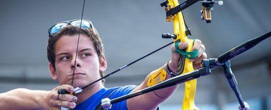 Brasileiro de 18 anos é esperança  nos Jogos do Rio no tiro com arco