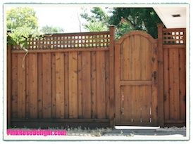 89 Best Fence Ideas Images On Pinterest