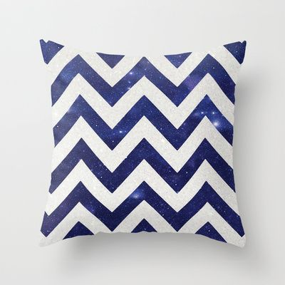 ChEVRON Throw Pillow by M✿nika  Strigel	 - $20.00