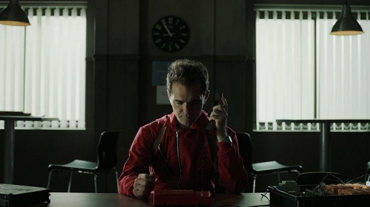 La Casa De Papel Temporada Final Capítulo 10 Atresmedia Best Tv Shows Tv Series Mens Red Dress Shirt