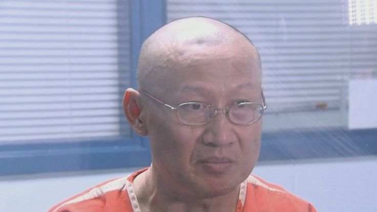Jail Interview: Murder suspect says he wanted his neighbor to die. News Channel 8 , Holiday, Fl.
