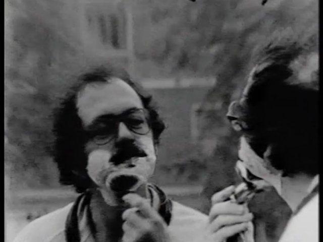 """""""La riappropriazione della città"""", Ed. Centre Georges Pompidou, Paris 1977  Ugo La Pietra"""