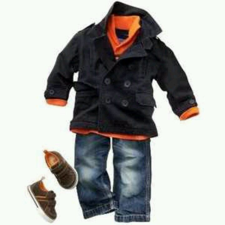 Brody will be the best dressed boy around. :)