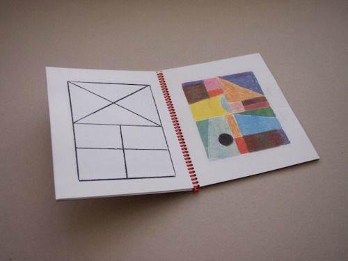 Art Book: Jay Cover. Printed and bound at the London Centre for Book Arts