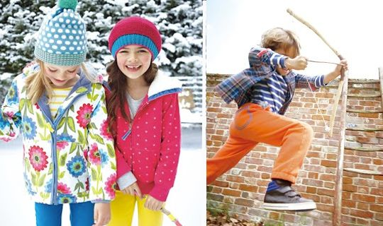 Mini Boden's New Winter Collection - Exclusive Discount Voucher on Plum District  $20 towards $35 of clothing