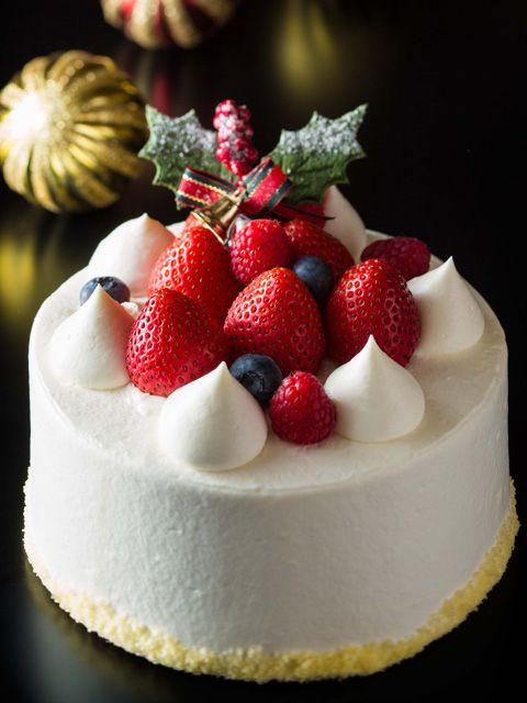 Japanese Cake. ANAインターコンチネンタルホテル東京 クリスマスケーキ