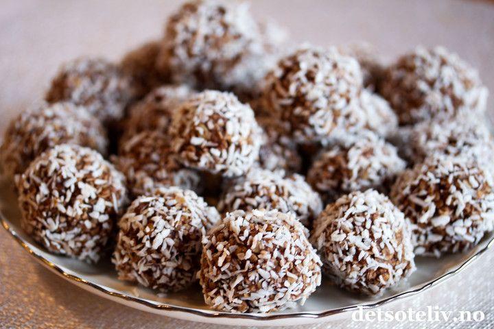 Det beste snopet lager du selv! Oboykuler er raske å lage og supergode!De ligner på Sjokoladekuler som er en favoritt hos mange, men har mildere sjokoladesmak. Garantert populære hos store og små!