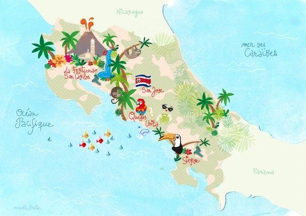 Costa Rica – Quepos / Uvita / Sierpe