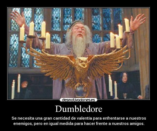frase de dumbledore - Buscar con Google