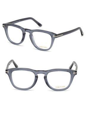 9824b924b9 TOM FORD EYEWEAR Square Optical Glasses.  tomfordeyewear   Tom Ford Eyewear
