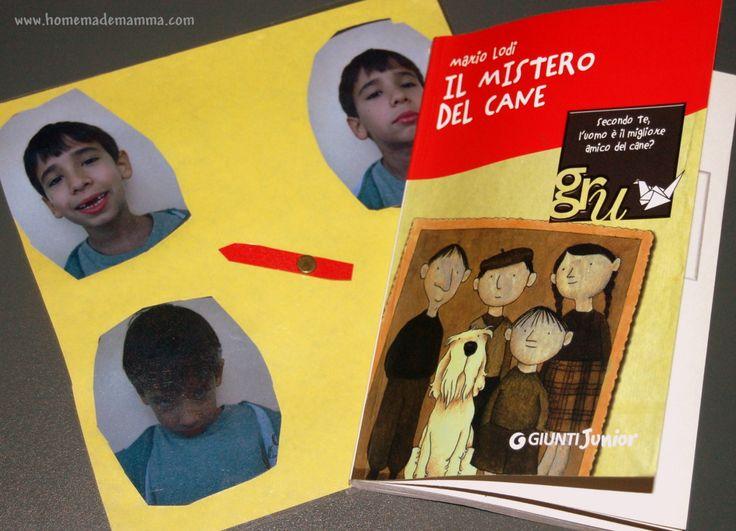 Il mistero del cane di Mario Lodi edizioni giunti emozioni