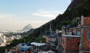 Rio de Janeiro: Favela Santa Marta http://foreignfeasts.com/rio-de-janeiro-favela-santa-marta/