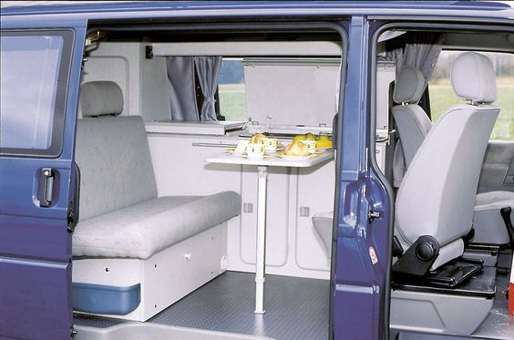 REIMO VW T4 Campers and Motorhomes
