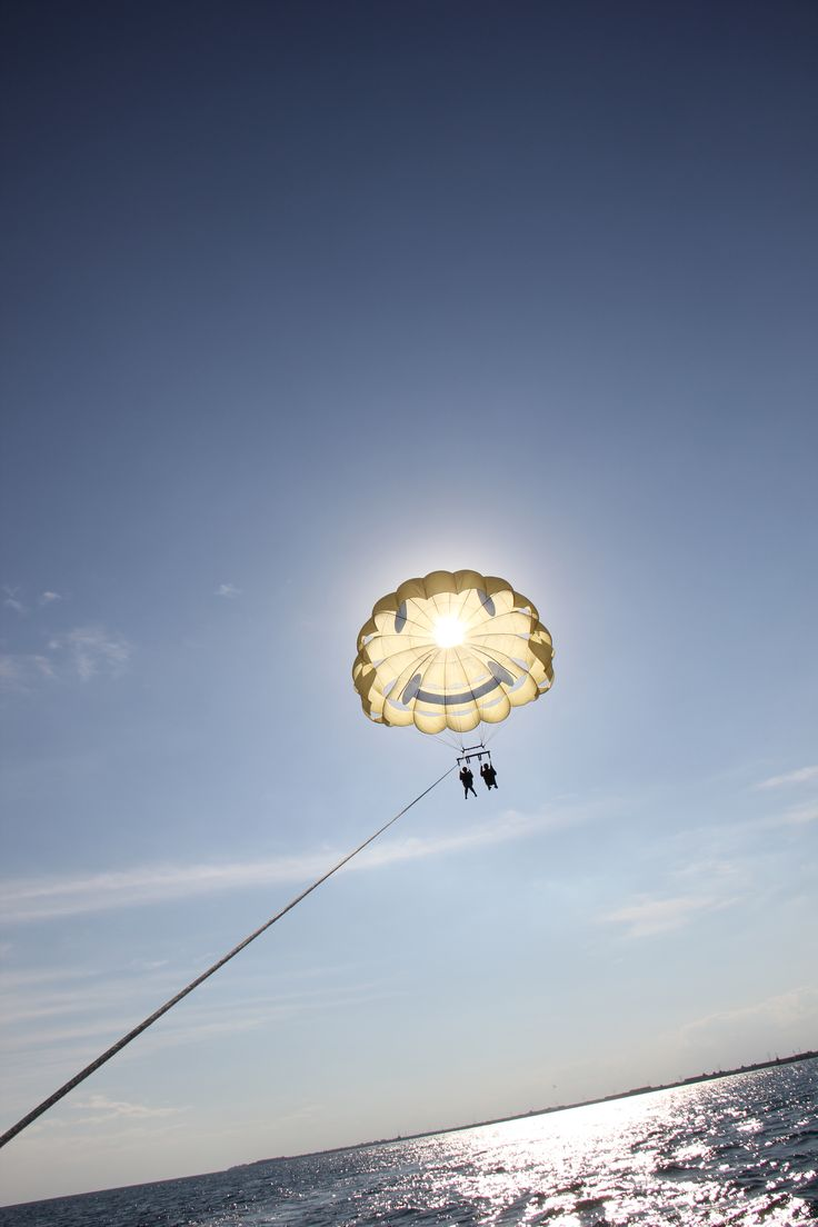If #parasailing is not in your –To Do list, wait no more, Go ahead and add it! www.maromaadventures.com