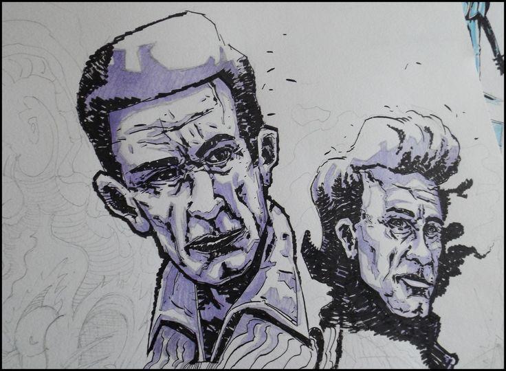 Ink, Lazzaro/ Edu on ArtStation at https://www.artstation.com/artwork/41knW