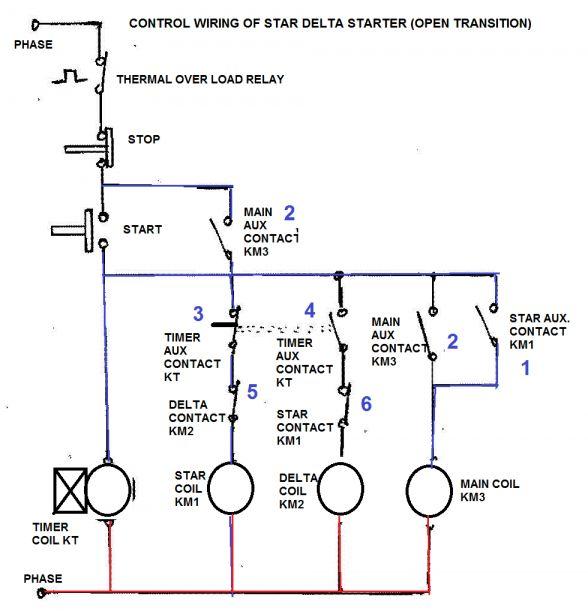 10 Electrical Star Delta Wiring Diagram Wiring Diagram Wiringg Net Single Line Diagram Electrical Circuit Diagram Circuit Diagram