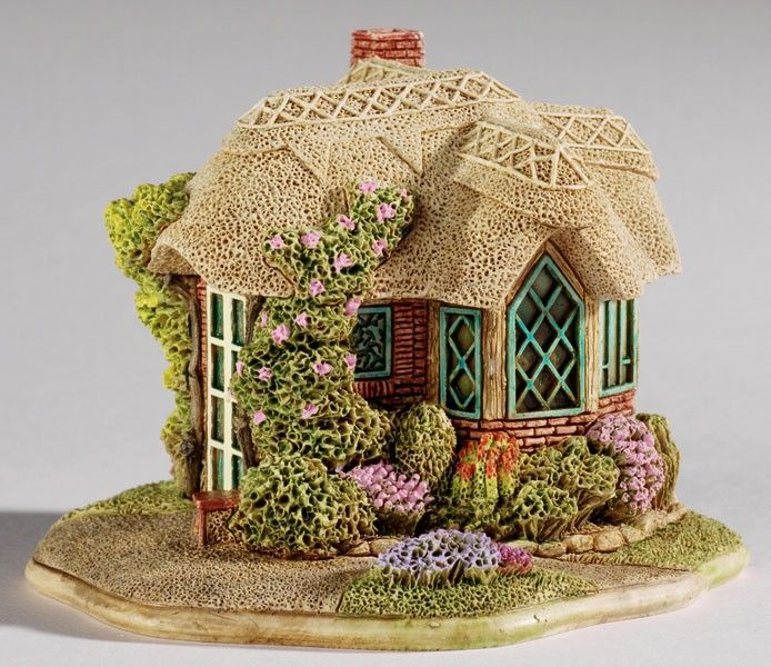 367 Best Ceramic Cottage Collection Images On Pinterest