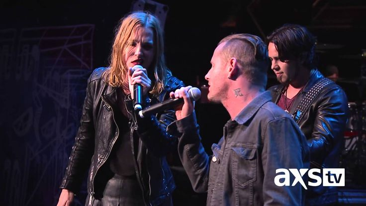 Halestorm and Corey Taylor: Hungerstrike - APMAS on AXS TV