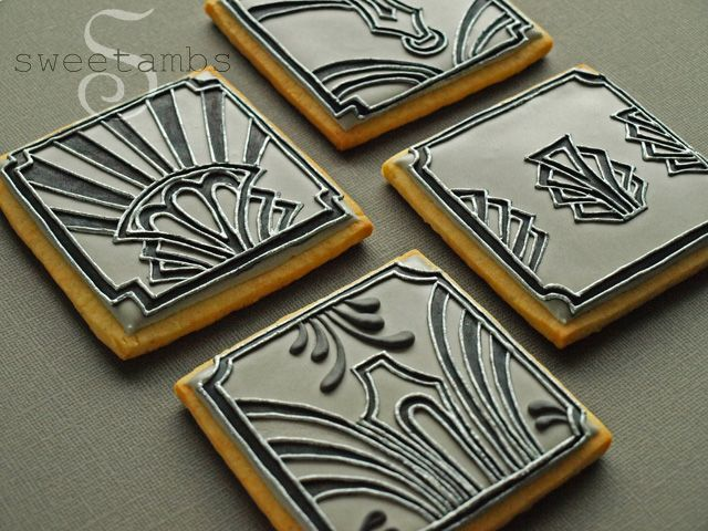 53 best images about Art Deco Desserts on Pinterest Art ...