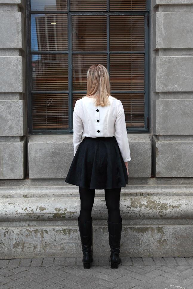 Milano top  NYC Skirt