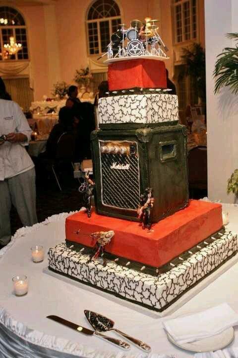 Motley Crue Cake I Will Make This Replica Badash