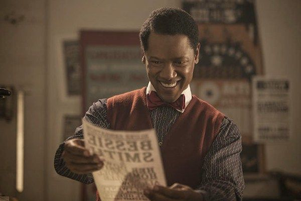 Tory Kittles as Clarence, Bessie's older brother and manager.