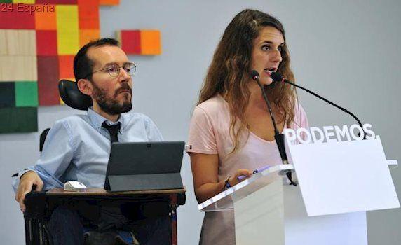 """Podemos pone la siguiente prueba a Sánchez: exigir al """"diputado 176"""" votar contra el techo de gasto"""