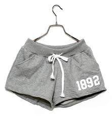 moletom shorts