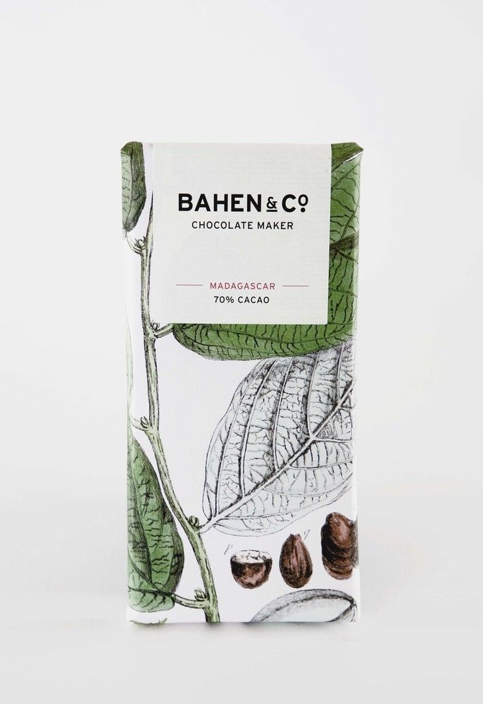 // bahen & co. | madagascar chocolate | otis & otto
