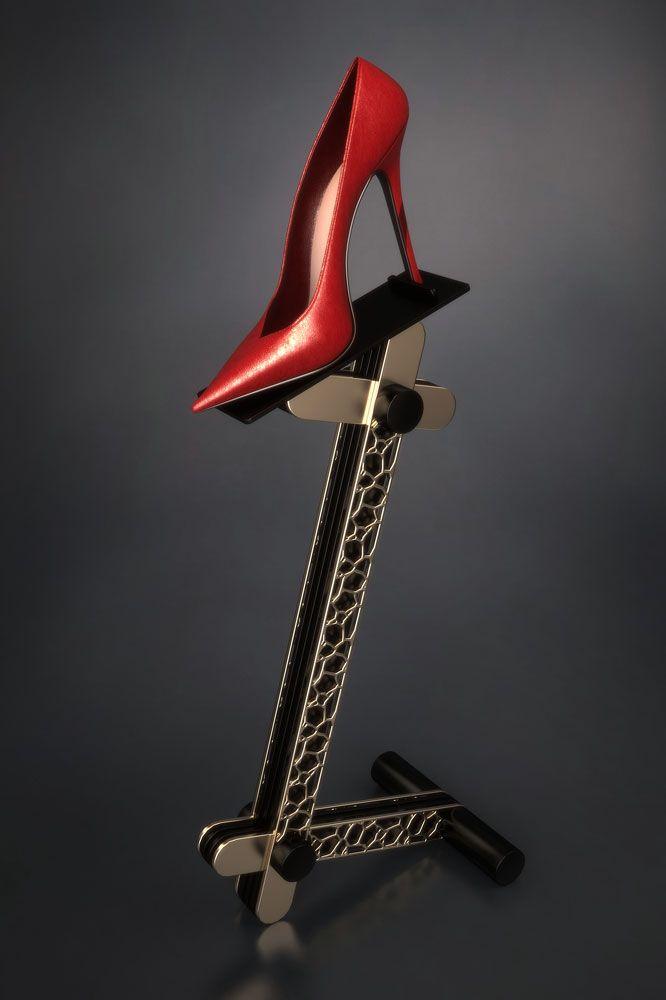 Shoe Stand - JPMA Global Inc. Montreal, Quebec