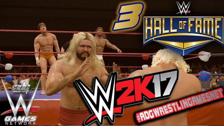 THE FABULOUS FREEBIRDS VS THE VON ERICHS WWE 2K17 Hall Of Fame 2K Showca...