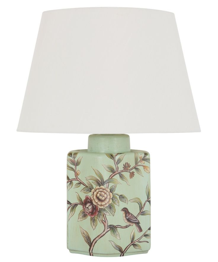 Bloom Medium Table lamp in Mint/White | Table Lamps | Lamps | Lighting