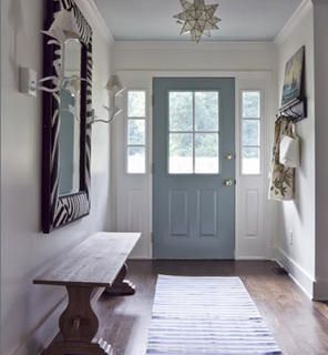 Make an Entrance: 10 Welcoming Front Door Paint Colors